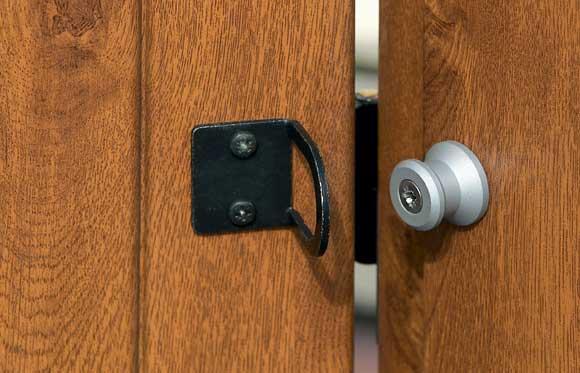 Costruzione sbarre di sicurezza sbarre bloccaggio porte e - Sistemi di sicurezza per finestre ...