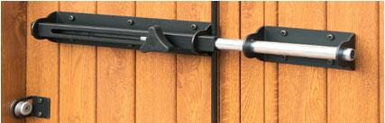 Costruzione sbarre di sicurezza sbarre bloccaggio porte e finestre high security - Sbarre per porte e finestre ...